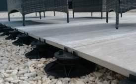 Adjustable Support Pedestal  Portico